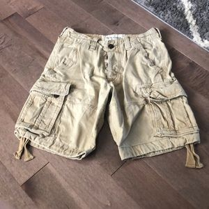 Abercrombie &Fitch cargo shorts